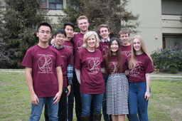 Math Team Excels at Competition