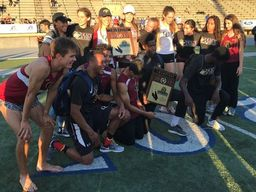 Track & Field Captures Fourth Title