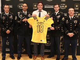 Army All-American Honor is a Dream Come True