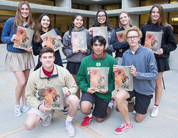 Yearbook Earns Gold Medal, First Place