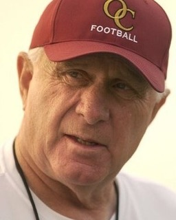 Legendary OCS Coach Bill Redell Wins Rose Bowl Honor