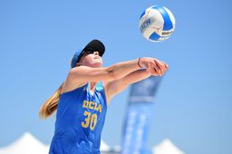 Volleyball Alum Helps UCLA Win NCAA Title