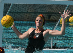 Longan,'15, Earns Top Water Polo Honor