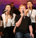 Choral Department Debuts New, Upbeat A Cappella Sound